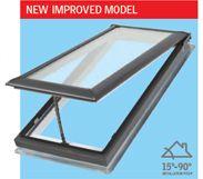 Openable Skylights | Axis Doors & Windows