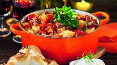 Recept gulaschsoppa med lövbiff