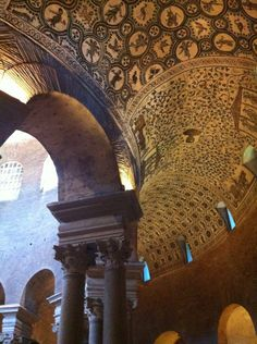 Mausoleo di Santa Costanza nel Roma, Lazio