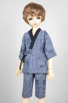 clothes for BJD MSD slim 14 doll otaku kawaii military Army sweatshirt jacket
