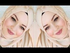 لفات طرح وطرح سواريه - لفات حجاب 2017 ♥ 2018 - سهلة جميلة وانيقة 21 - YouTube