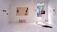 Tam Ochiai | Installation view from 'Madeline' at Tomio Koyama Gallery, 1999