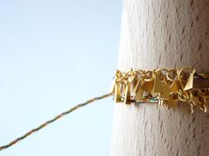 "Bracelet ""Geo"" Les Intemporels Mulot B. © MAM 2015"