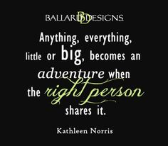 when the right person shares it  I  ballarddesigns.com