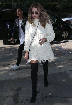 11 Looks da Ashley Benson Por Aí - Fashionismo
