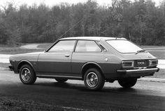 Toyota Corolla Liftback EU-spec (E55) '1976–79