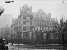 49 beautiful old New York buildings that no longer exist.