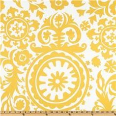 curtains for the dining room?  Not sure about the color, but love the pattern