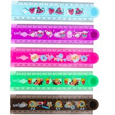Image for Yums Fold Up Ruler from Smiggle UK Kids Toy Shop, Toys Shop, Kawaii Accessories, Office Accessories, Cool School Supplies, Princess Invitations, Locker Decorations, Tween Girl Gifts, Stationary School