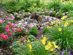 """""""Χρωματίστε"""" έξυπνα τον κήπο σας για να σας φτιάχνει την διάθεση"""