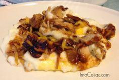 I'm A Celiac: Potato BBQ Pork Casserole
