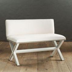 Tori Double X Bench | Ballard Designs