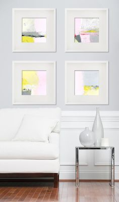 Set of Four Giclee Prints by DUEALBERI on Etsy