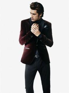 Fall fashion focus for men: 50s Rebel Trend