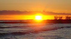 tramonto in Salento...