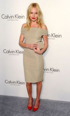Kate Bosworth Photos - Actress Kate Bosworth attends the Women's Fall 2010 Calvin Klein Collection after party on February 2010 in New York City. - Women's Fall 2010 Calvin Klein Collection After Party Kate Bosworth Style, Spring Summer, Calvin Klein Collection, Up Girl, Red Carpet Fashion, Style Icons, Nice Dresses, Fashion Beauty, Celebrity Style