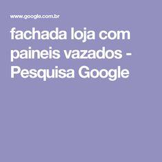 fachada loja com paineis vazados - Pesquisa Google