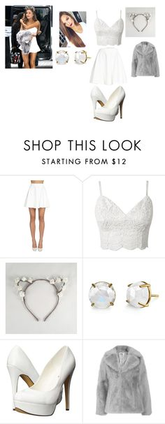 """Steal Her Style : Ariana Grande"" by ciara0509 ❤ liked on Polyvore featuring Alice + Olivia, Michael Antonio and Jakke"