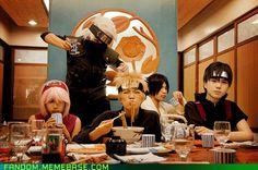 Awesome Naruto cosplay