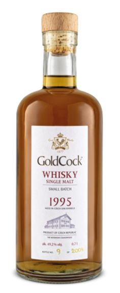 GoldCock 1995 · 20y.o. Single Malt Whisky