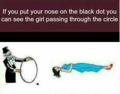 Haha! It Really Works....