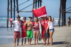 holaesungusto: PERÚ EN MUNDIAL DE SURFJUNIOR ISA EN CALIFORNIA
