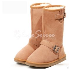 Bottes Fourrées-Mode classique, sexy et élégante BGG neige bottes bottes de chev