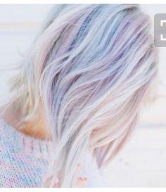 Opal Hair | love that trend! |