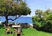Ferienhaus und Villa am Strand auf Korsika