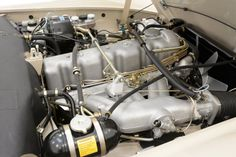 Mercedes-Benz 280 SL Pagode - engine