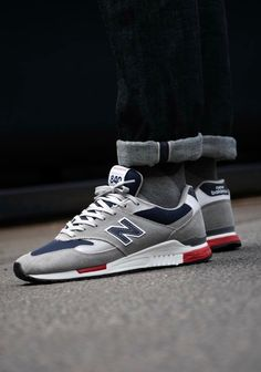 new balance 840 blanche homme