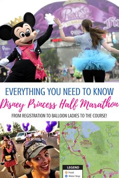 Ready to run the Disney Princess Half Marathon? You'll need all the details from. - Ready to run the Disney Princess Half Marathon? You'll need all the details from registration to -