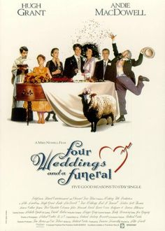 Four Weddings and a Funeral, Mike Newell #1994