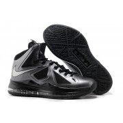 541100-001 Nike LeBron X Black Diamond Metallic Silver Anthracite G07001 $87.99 http://www.blackonshoes.com/nike+lebron/nike+lebron+10