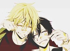 Hibari and Dino | #D18