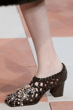 The Best Shoes From PFW | The Zoe Report