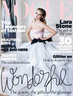 Lara Stone - Vogue UK 2009 -  8