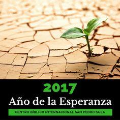2017 :: Año de la Esperanza Diré yo a Jehová: Esperanza mía, y castillo mío; Mi Dios, en quien confiaré. Salmos 91:2