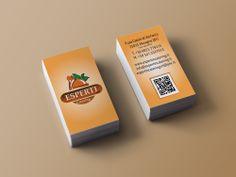 Progettazione, realizzazione e stampa del biglietto da visita Esperti in Catering azienda che si occupa di ristorazione e catering