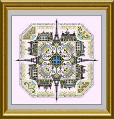Paris Mandala
