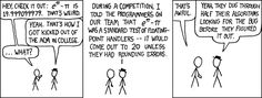 Also, I hear the 4th root of (9^2 + 19^2/22) is pi.