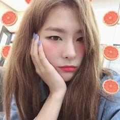 Image about kpop in -red velvet by abi on We Heart It Kpop Girl Groups, Korean Girl Groups, Kpop Girls, My Girl, Cool Girl, Icons Girls, Wendy Red Velvet, Red Velvet Seulgi, Kim Yerim