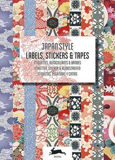"""Los Label & Sticker Books de PEPIN® contienen 32 hojas de papel adhesivo de alta calidad con un total de aproximadamente 250 etiquetas, pegatinas y tiras de cinta adhesiva. Dimensiones: 172 x 240 mm (c. 6½ """"x 9½"""") Descripción: 32 hojas de papel adhesivo de alta calidad con un total de alrededor de 250 etiquetas.  Los diseños vienen en varias formas y tamaños, y te permiten etiquetar, decorar y sellar tus sobres, paquetes y muchos otros artículos. El papel adhesivo no está recubi..."""