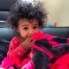 Chris brown's daughter Royalty...thats her name!!
