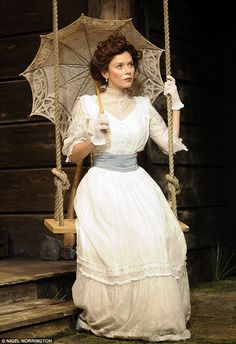 Beautiful Costume, from Uncle Vanya. I love it.