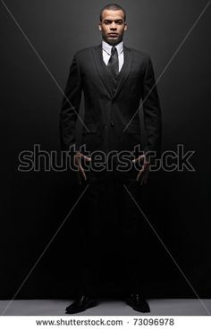 African-american Men Alone Stock Photos, Images, & Pictures   Shutterstock
