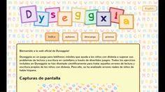 Escuelas Viatorianas de España: UN JUEGO PARA TRATAR LA DISLEXIA