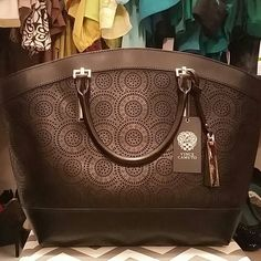 AUTHENTIC  VINCE CAMUTO CLASSY BAG❤ AUTHENTIC ❤ NEW WITH TAGS DIMENSIONS to follow Vince Camuto Dresses