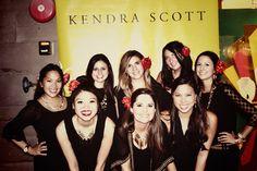 Fall Launch Party: Our fabulous retail girls #KendraScott