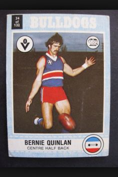 Beanie Quinlan Western Bulldogs, Australian Football, Great Team, Doggies, Melbourne, Red And White, The Past, Beanie, Action